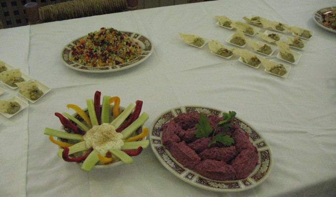 ristorante vegetariano da marco